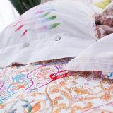 رفاهيّة بيتيّ نسيج قطر [بدشيت] غطاء تغطية [بد لينن]