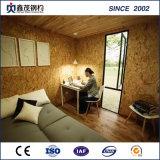 Portátil modular Standard Flat Pack contenedor Casa con cocina wc