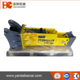 Engin de terrassement du marteau hydraulique marteau pour PC50 PC60
