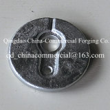 OEM de traitement d'usinage CNC de précision en acier inoxydable pièce de métal en aluminium