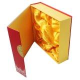 Пользовательский магнитный чай Mooncake подарочной упаковки бумаги