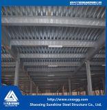 Revestimientos de suelo de acero galvanizado de hoja (YX 65-186-558)