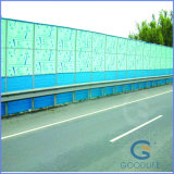 China Supplier Cheap Hollow Polycarbonate Sheet Price for Noise Barrier