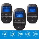 Émetteur FM de voiture mains libres Bluetooth avec chargeur de voiture USB