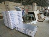 알루미늄 호일 Backing238-5를 가진 PVC에 의하여 박판으로 만들어지는 석고 천장 널