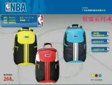 Grands stocks pour le sac à dos initial de NBA, sacs, sac à dos de sport, les sacs, avoir 40000PCS