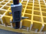 El FRP/GRP rejilla moldeada plataforma pasarela