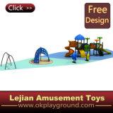 Прочного детей игровая площадка развлечений на открытом воздухе оборудования (X1501-4)