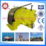 API Certified Air Tugger Winch Ingersollrand Standard for Coal Minings with Brake Disc