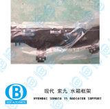 A Sonata 2015 o suporte do radiador da China Fabricante de partes do corpo mais barato Acessórios Automático