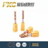 Fxc EckRaduis Enden-Tausendstel für Stahl