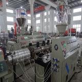 Machine en plastique de pipe d'extrusion pour faire la pipe de HDPE de PPR