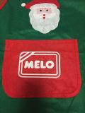Förderndes preiswertes Preis-Großverkauf-Weihnachtsschutzblech mit kundenspezifischem Firmenzeichen