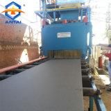 Stahlplatten-/Blatt-Granaliengebläse-Maschine/Gerät der Serien-Q69