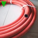 高温蒸気EPDMのゴム製ホースの適用範囲が広い穴があいたホース