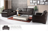 Genuine Leather Sofa CouchのSofa現代Setの居間Sofa