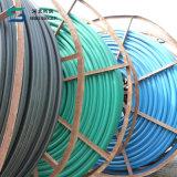Pipe de fibre optique de faisceau de silicium de HDPE de conduit de Chaud-Vente superbe de qualité