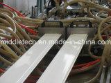 Línea de producción y extrusión de perfil de techo de PVC