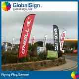 Shanghai Globalsign drapeaux de la lame de haute qualité pour les événements