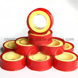 Красная лента уплотнения резьбы упаковки PTFE Tape/PTFE Outershell/лента тефлона