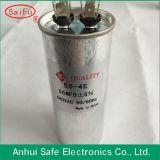 Начните вентиляторный двигатель Capacitor 45UF 450V Cbb65A-1 AC Capacitor