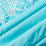 유럽 작풍은 Microfiber 봄 여름에 의하여 누비질된 담요를 인쇄했다