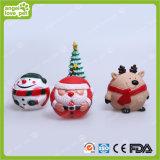 크리스마스 귀여운 개 애완 동물 장난감