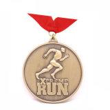 medalhas Running gravadas 3D para eventos