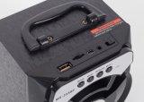 휴대용 소형 가정 사용 USB 4 인치 이동할 수 있는 사운드 박스 전문가 MP3 DJ Bluetooth 스피커