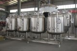 Ферментер домашнего Brew нержавеющей стали конический, микро- ферментер дома пива, бак заквашивания