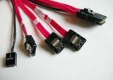 С 8 контакт Sgpio 50см Perfect интерфейсным кабелем Minisas 36Контакт-7контакт SFF-8087 - 3 / 4 / 8 кабель данных SATA