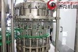 Ligne de remplissage automatique pour la production de boissons gazeuses