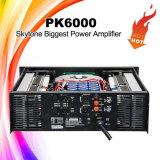 Pk6000クラス2000W専門の可聴周波電力増幅器