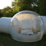 Bulle transparente tente gonflable