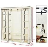 Современный простой шкаф домашних ткань складная тканью Уорд узел хранения размера кинг усилитель комбинацию простых шкаф (FW-36K)