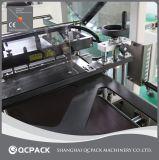 Máquina plástica del envoltorio retractor