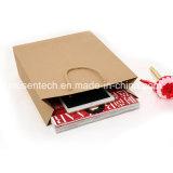 OEM/ODM는 쇼핑을%s 손잡이를 가진 Professonal Kraft 종이 봉지를 받아들였다