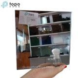 vidrio claro y colorido de 3mm-8m m del espejo para el edificio y la decoración casera (bujía métrica)