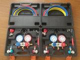 Outils de la climatisation automobile R134d'une jauge de collecteurs