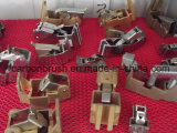 manufacturering tutto il modello di generi del supporto di spazzola di rame per il dispositivo d'avviamento automatico