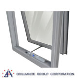 Windows colgado superior de aluminio y puertas