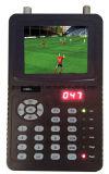 """小型3.5の"""" CCTVのカメラのテストのためのAhdポートが付いている衛星ファインダーのメートル"""