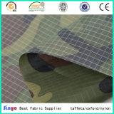 210D ripstop ligero Camo Imprimir tejido de la tienda