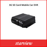 3G SDのカードの移動式車DVR