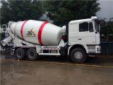 HOWO 8X4 12のM3具体的なミキサーのトラックSinotruk