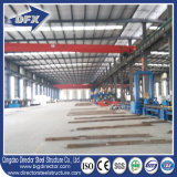 Fácil Instalado Customized Steelwork Large Span Steel Structure Building Material