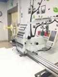 وحيد رئيسيّة صناعيّة غطاء انبطاحا يمزج يخيط تطريز آلة