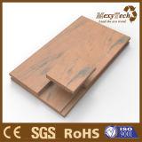 El color del grano Patio de madera, resistente al agua ya los rayos UV