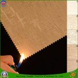Prodotto impermeabile intessuto tessile domestica di Cutain della finestra di mancanza di corrente elettrica del rivestimento del franco del tessuto del poliestere