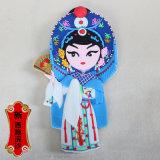El caucho chino de la serie del símbolo del nuevo diseño hizo el Refrigerador-Imán Artware